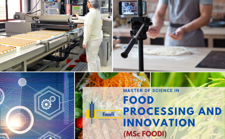AIT launches the Masters and Ph.D in Food Innovation, Nutrition and Health (FINH)
